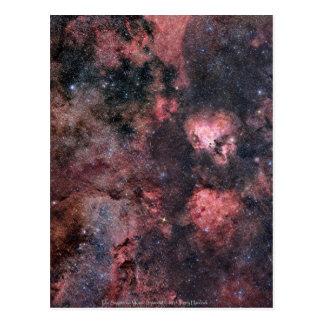 Universe Postcard