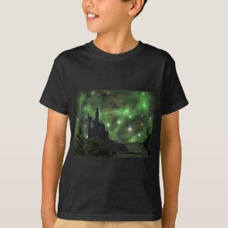 universe sky green T-Shirt