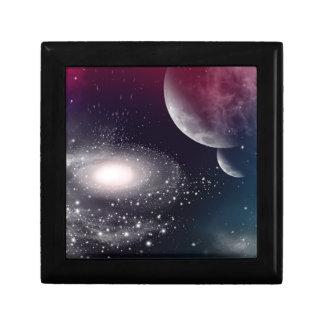 Universe Small Square Gift Box