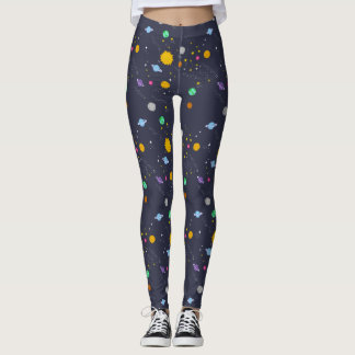 Universe, space, fantasy leggins for women leggings