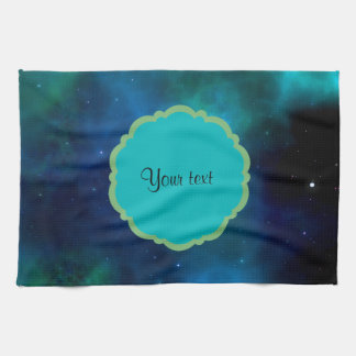Universe Tea Towel