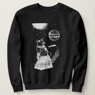 universe ukiyoe cat sweatshirt