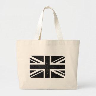 Universe Union Jack British UK Flag Bags