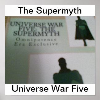 Universe War Five Poster