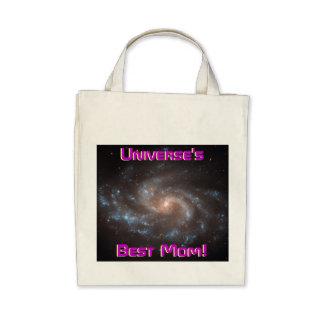 Universe's Best Canvas Bag