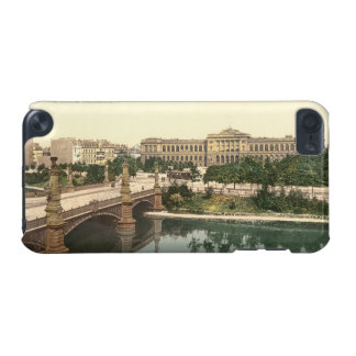 University and Bridge Strasbourg Alsace France iPod Touch 5G Cases