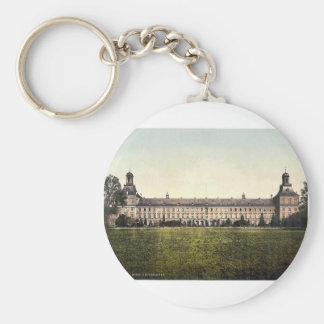 University, Bonn, the Rhine, Germany rare Photochr Key Chains