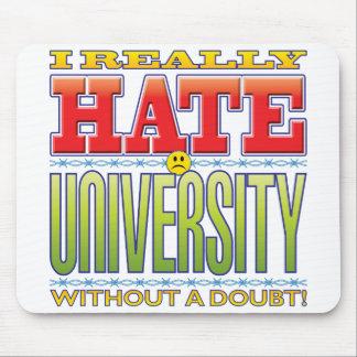 University Hate Face Mousemat
