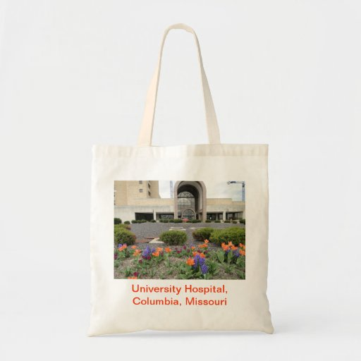 University Hospital, Columbia, Missouri Bag