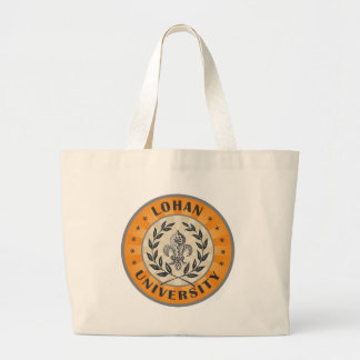 University Lohan Orange Bag
