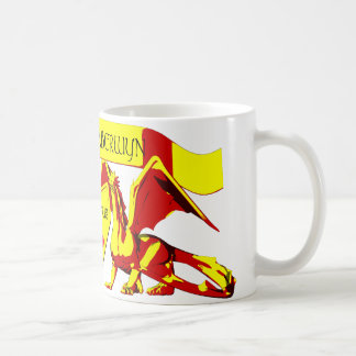 University of Aberwyn coffee mug