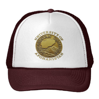 University of Afghanistan Seal Mesh-Back Hat
