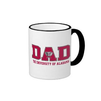 University of Alabama Dad Mug