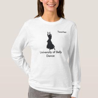 University of belly dance teacher T-Shirt