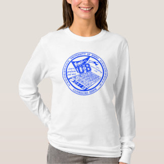 University of Bingo Official Seal lady long sleeve T-Shirt