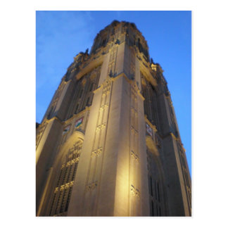 University of Bristol Tower Postcard