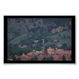 University of Colorado at Boulder Poster