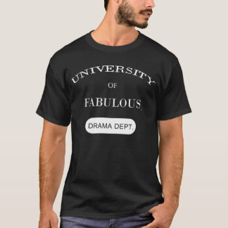 University of Fabulous T-Shirt