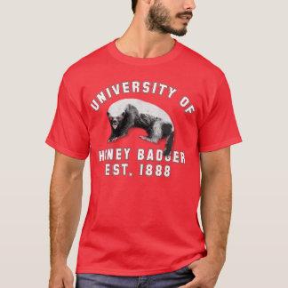University of Honey Badger T-Shirt