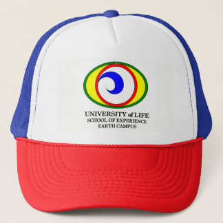 University of Life Trucker hat