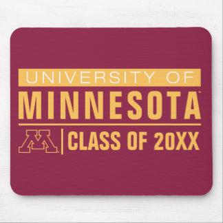 University of Minnesota Alumni Mouse Pad
