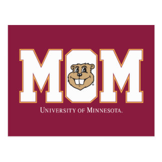 University of Minnesota Mom Post Cards