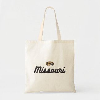 University Of Missouri | Classic Script Logo Tote Bag