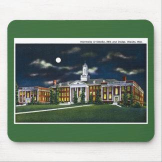University of Omaha, Nebraska Mouse Pad