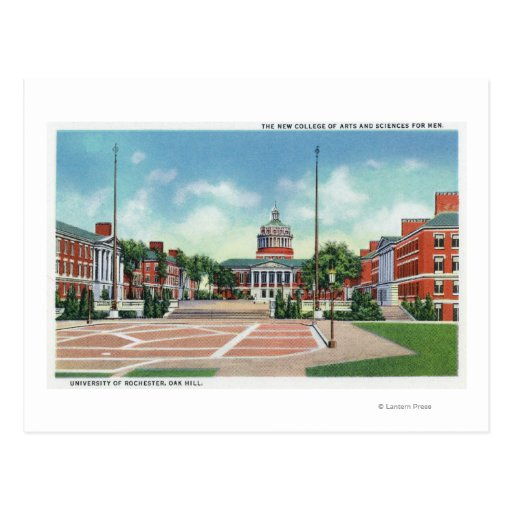 University of Rochester Post Card