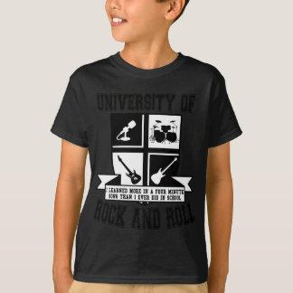University of Rock & Roll T-Shirt