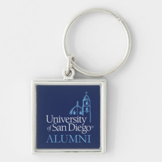 University of San Diego   Alumni Key Ring