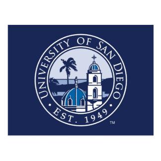 University of San Diego | Est. 1949 Postcard