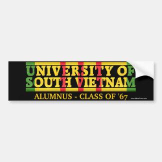 University of South Vietnam Alumnus Sticker