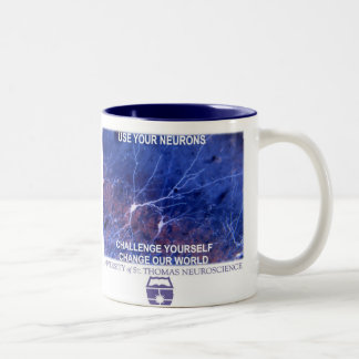 University of St Thomas Neuroscience Mug