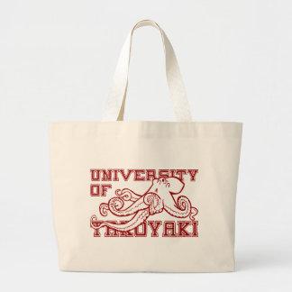 University of Takoyaki Jumbo Tote Bag