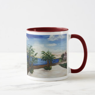 University of Tampa Nursing Mug