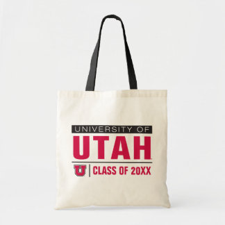 University of Utah Class Year Bags