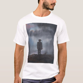 Unknown Soldier first world war 2014 T-Shirt