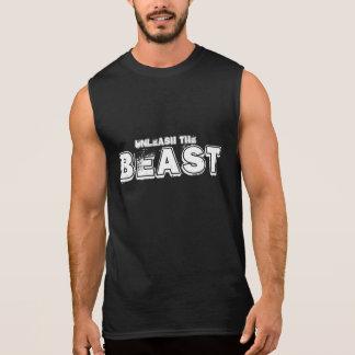 Unleash the BEAST Sleeveless Shirts
