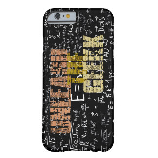 Unleash the Geek Phonecase Barely There iPhone 6 Case