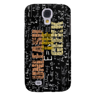 Unleash the Geek Phonecase Samsung Galaxy S4 Cover