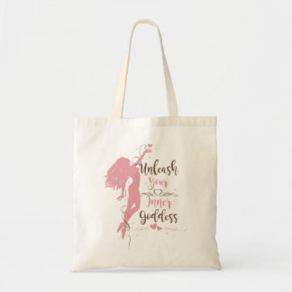 Unleash Your Inner Goddess Tote Bag