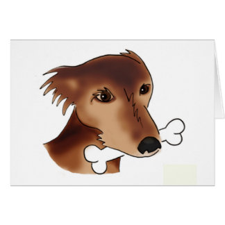 Unleashed Greeting Card