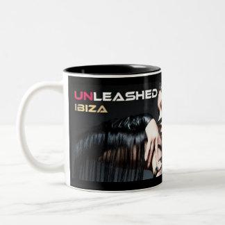 UNLEASHED Ibiza coffee mug