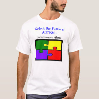 Unlock the Puzzle T-Shirt