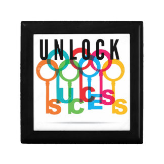 UNLOCK! Your Keys Jewelry Box