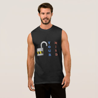 Unlock Your Mind Sleeveless Shirt