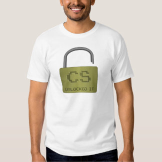 Unlocked It Tshirts