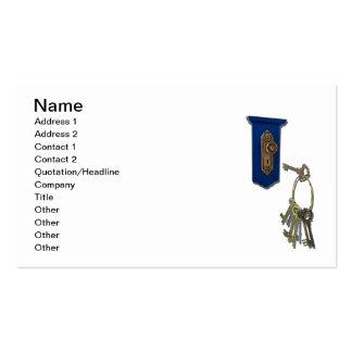 Unlocking the Door Pack Of Standard Business Cards