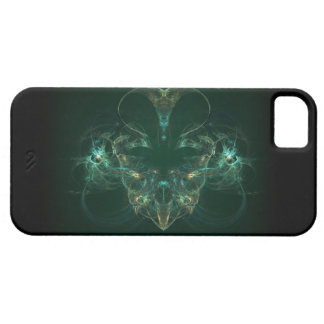 Unmasked Abstract Fractal Art iPhone 5 Case